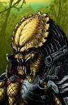 Predator Face Colors