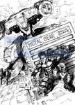 Metal Gear - Solid Snake