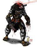 predator in colors