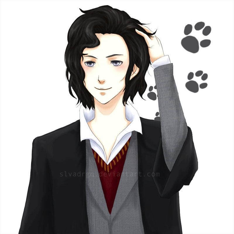 SuriusBlack aka Sirius Black