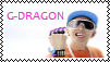 G-DRAGON (Stamp) by AMerHAkeem