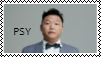 PSY (Stamp) by AMerHAkeem