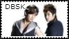 DBSK (Stamp) by AMerHAkeem