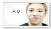P.O (Stamp) by AMerHAkeem