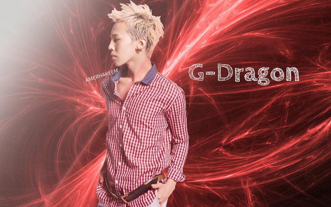 G Dragon 2013 Wallpaper G-Dragon by AMerHAkeem...