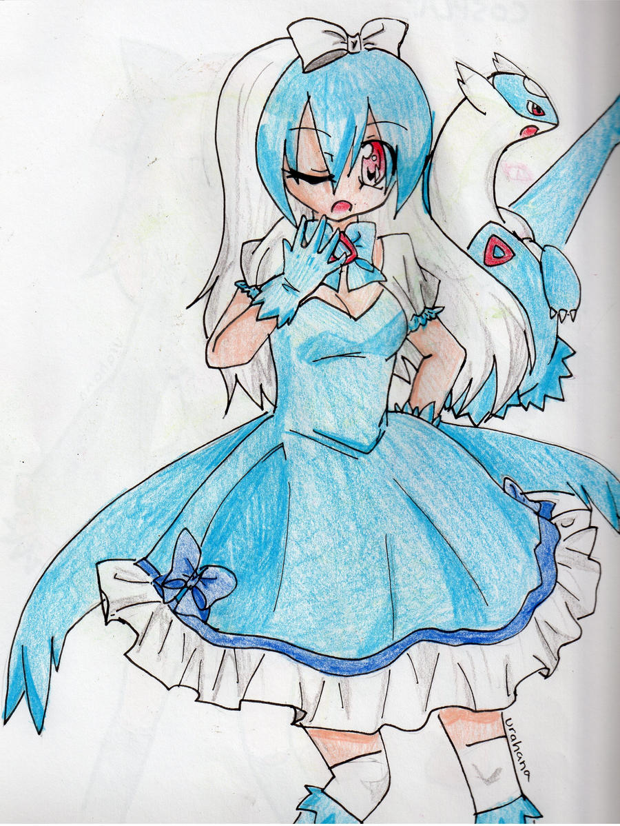 Latios Gijinka by Urahana on DeviantArt