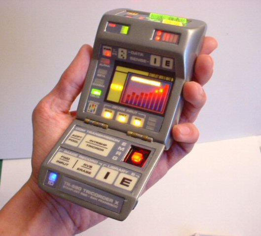 Tricorder by Xindi