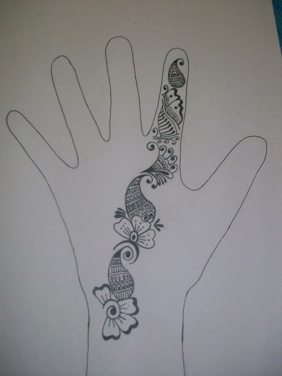 Henna Design 12 by PJ987