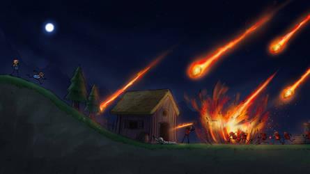 Frostfire - Fire Raid