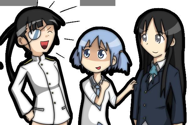 Mio, Mio, and Mio by BookmarkAHead