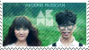Akdong Musician Stamp by BookmarkAHead