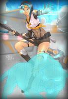 Artificer Awilix Splash by BookmarkAHead