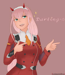 Zero Two by BookmarkAHead