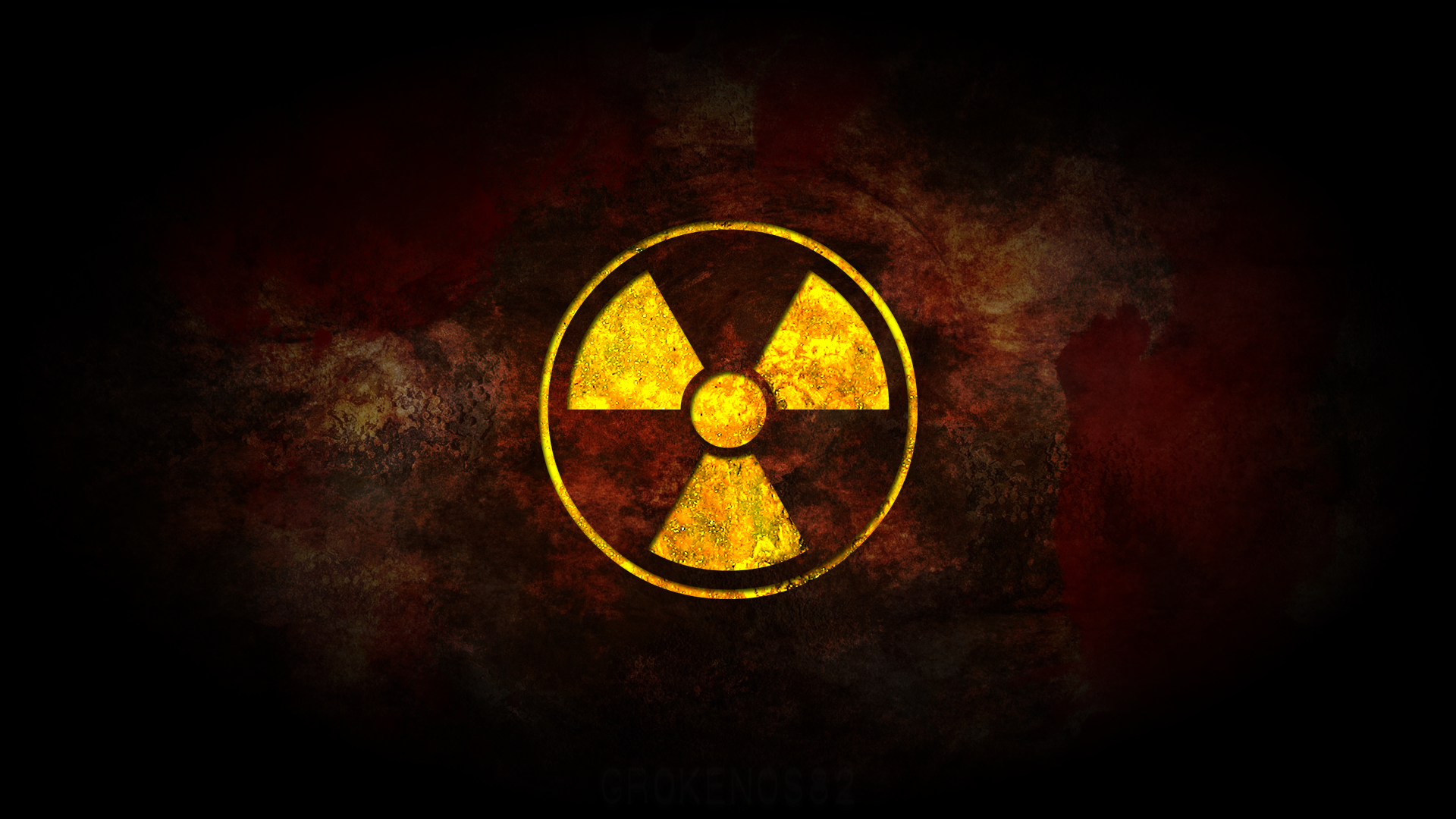 Hd wallpaper radioactive by grokenos82 on deviantart for Deviantart wallpaper