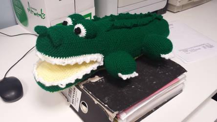 Crochet Croc