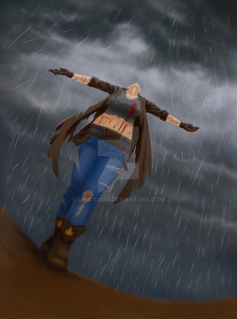 Let It Rain by chikitooo
