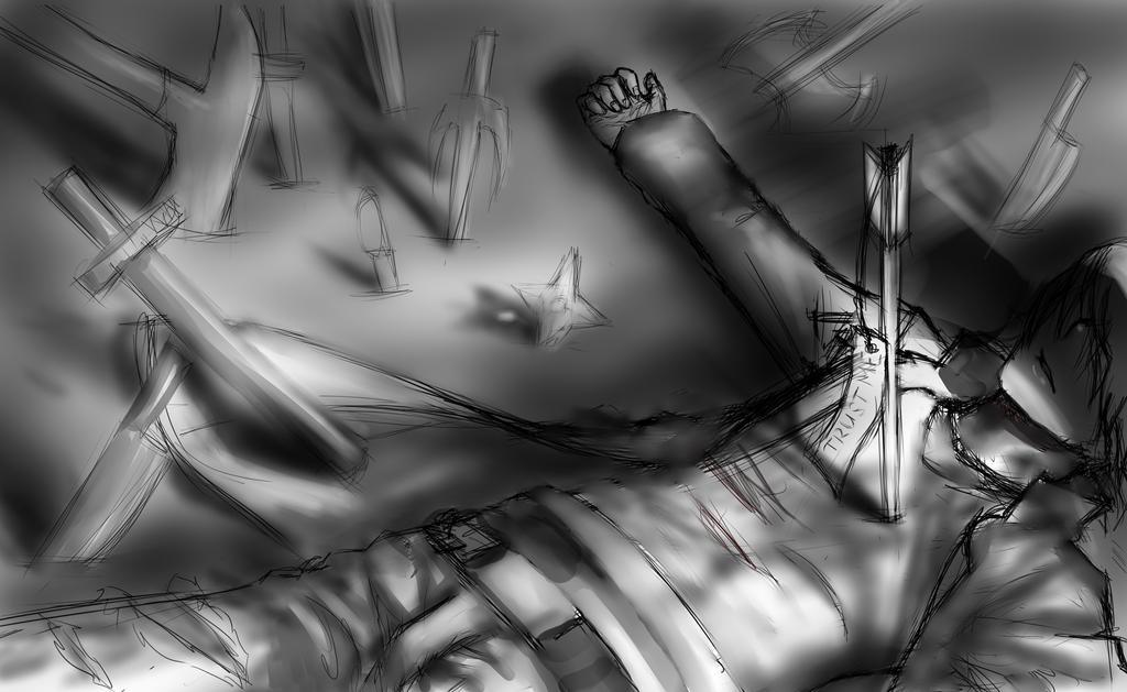 Kill The Dead by chikitooo