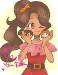 Sofia's Tsum Tsum added to game!