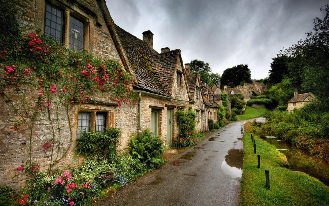 beauty village by stardeht