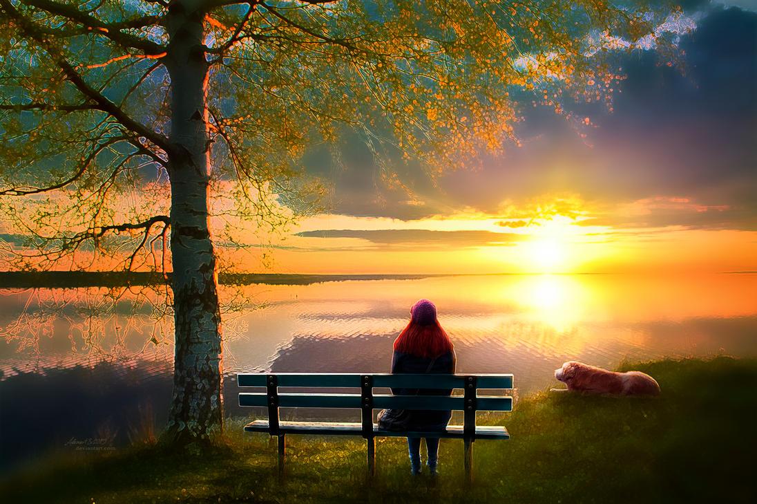 Sunset by Alena-48