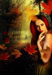 Autumn dream by Alena-48