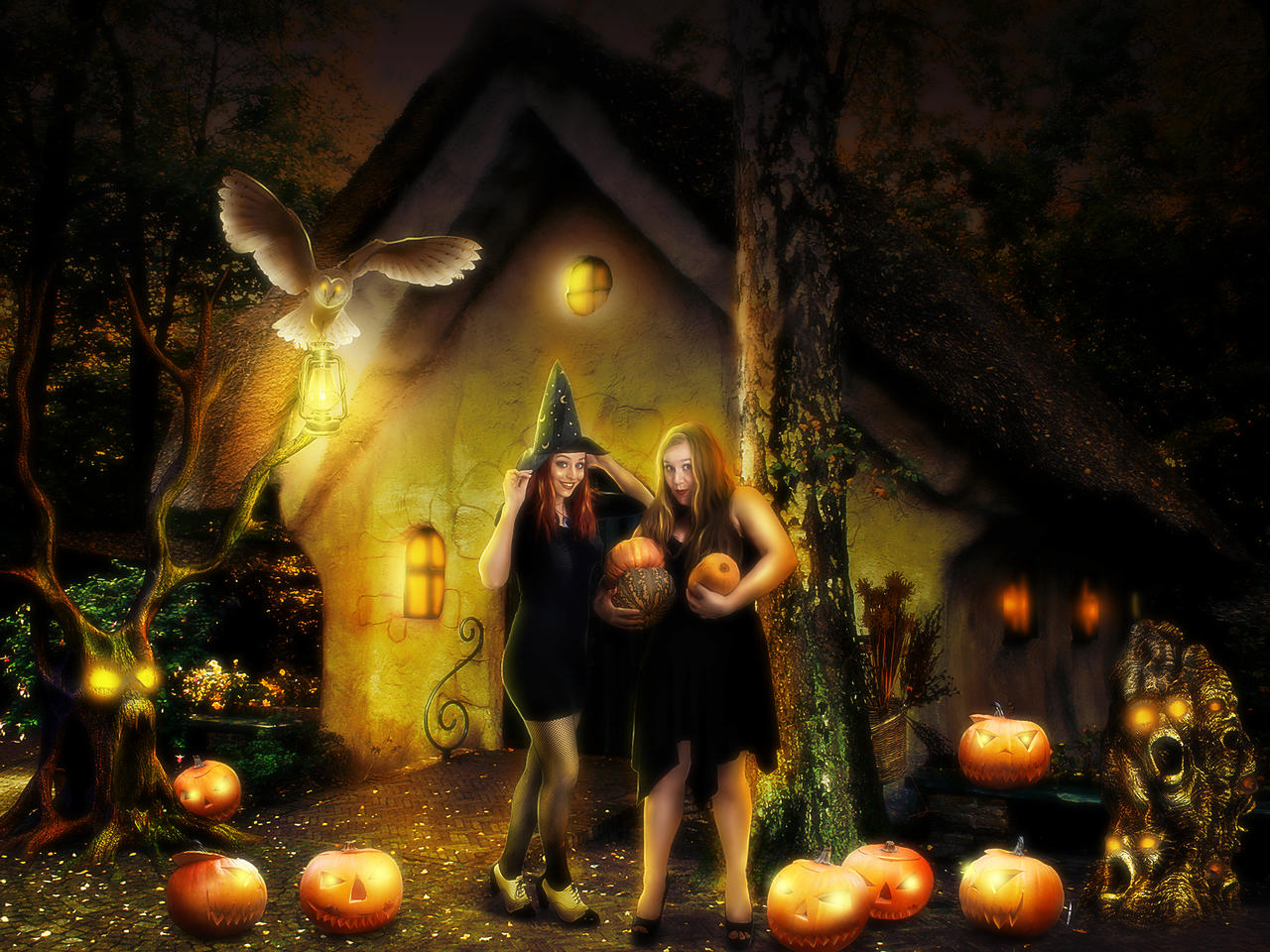 Witch holiday