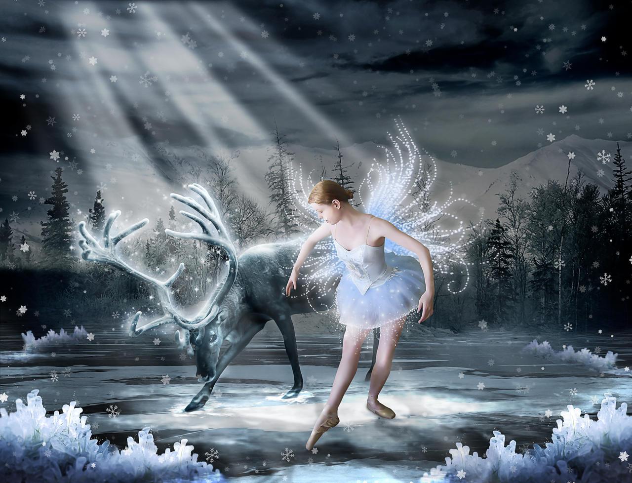 Winter Fairy Tale by Alena-48