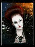Portrait Gothic Lady