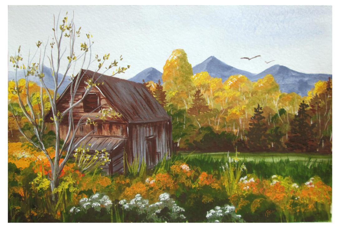 Landscape by Alena-48