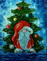 Santa Claus for friends by Alena-48