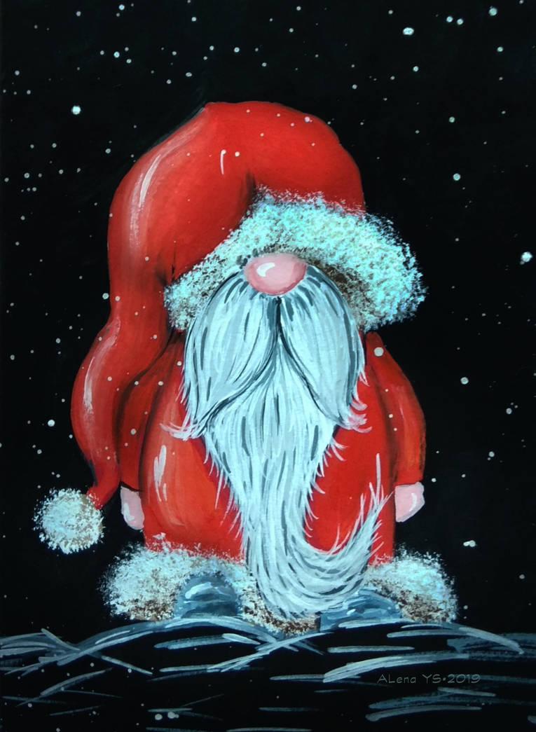 Santa Claus by Alena-48
