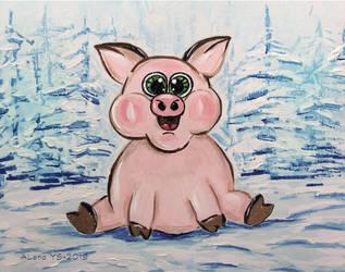 Pig by Alena-48