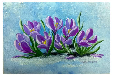 Spring-primrose by Alena-48