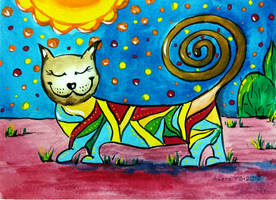 March cat by Alena-48