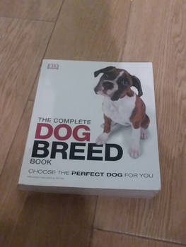 my theComplete dog breed book