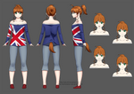 Millie (reference sheet)