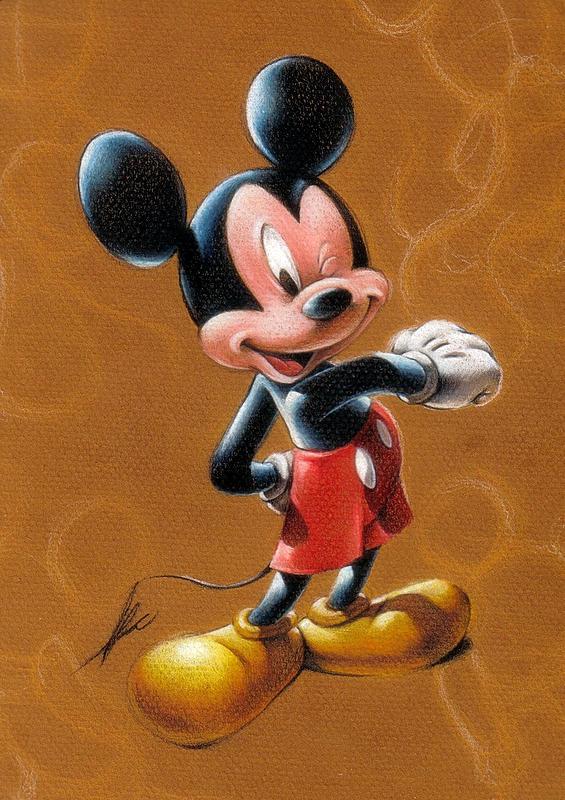 Mickey by kakashi1920