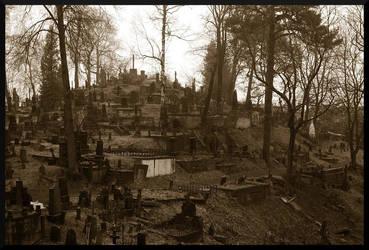 Necropolis by Baltagalvis