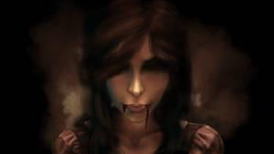 Alice Madness Returns - Digital Paint