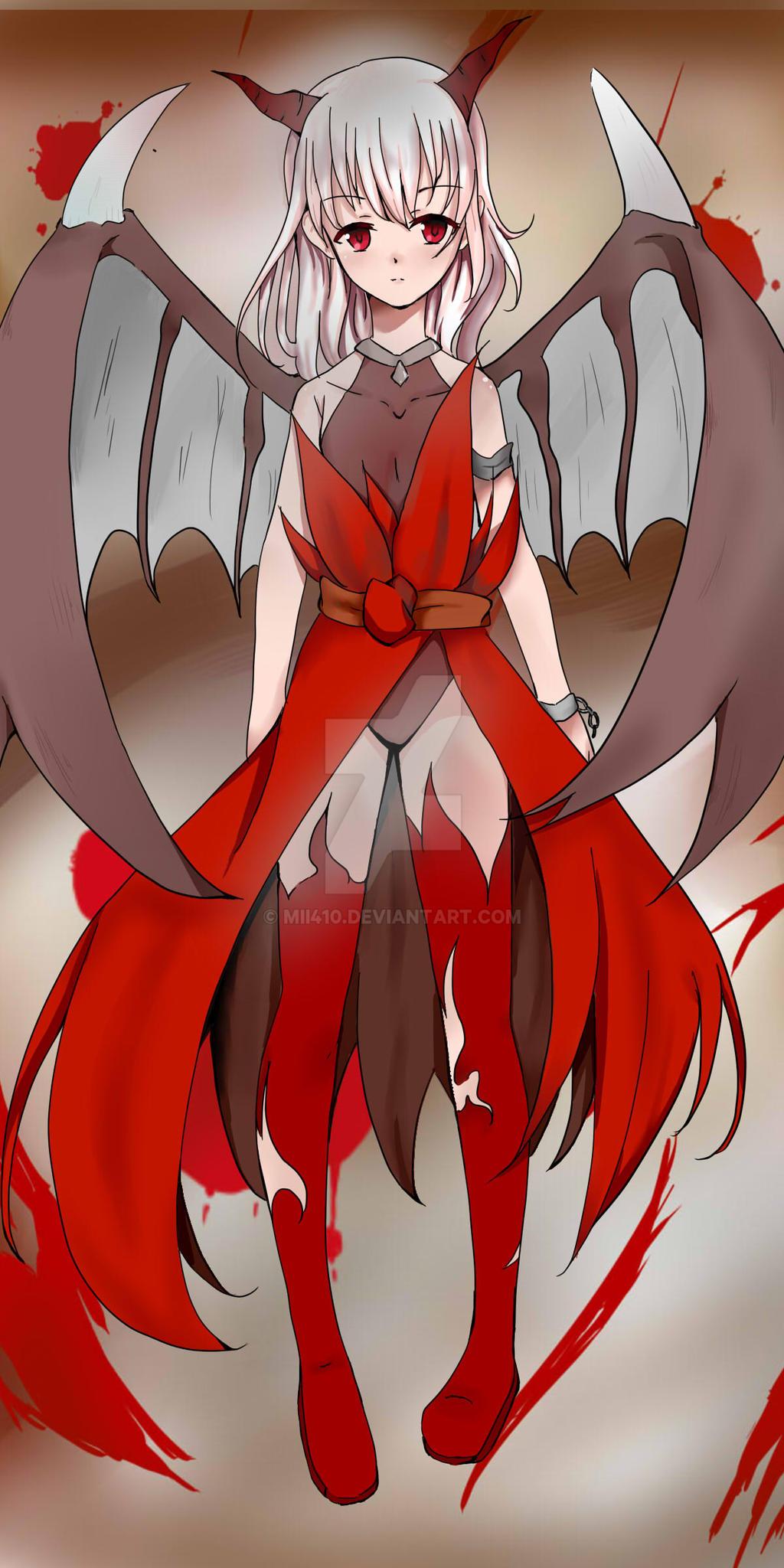 Little Fire Dragon by Mii410