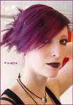 Violet ID by Miyabimiyu