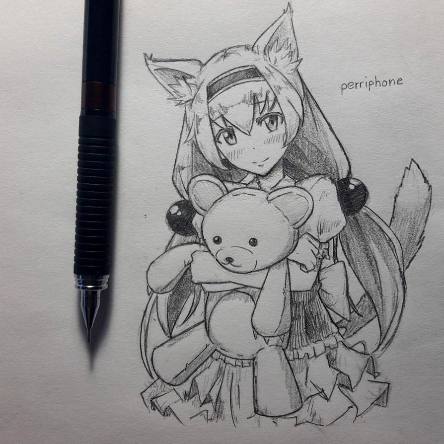 Original Nekomimi by Periphone