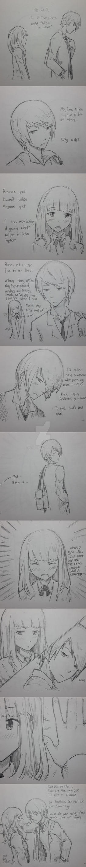 Short Comic (part 1) by Periphone