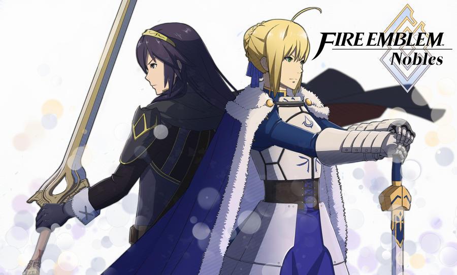 Fire Emblem Sharena X Reader: Fire Emblem Nobles (Fate X Fire Emblem Crossover) By