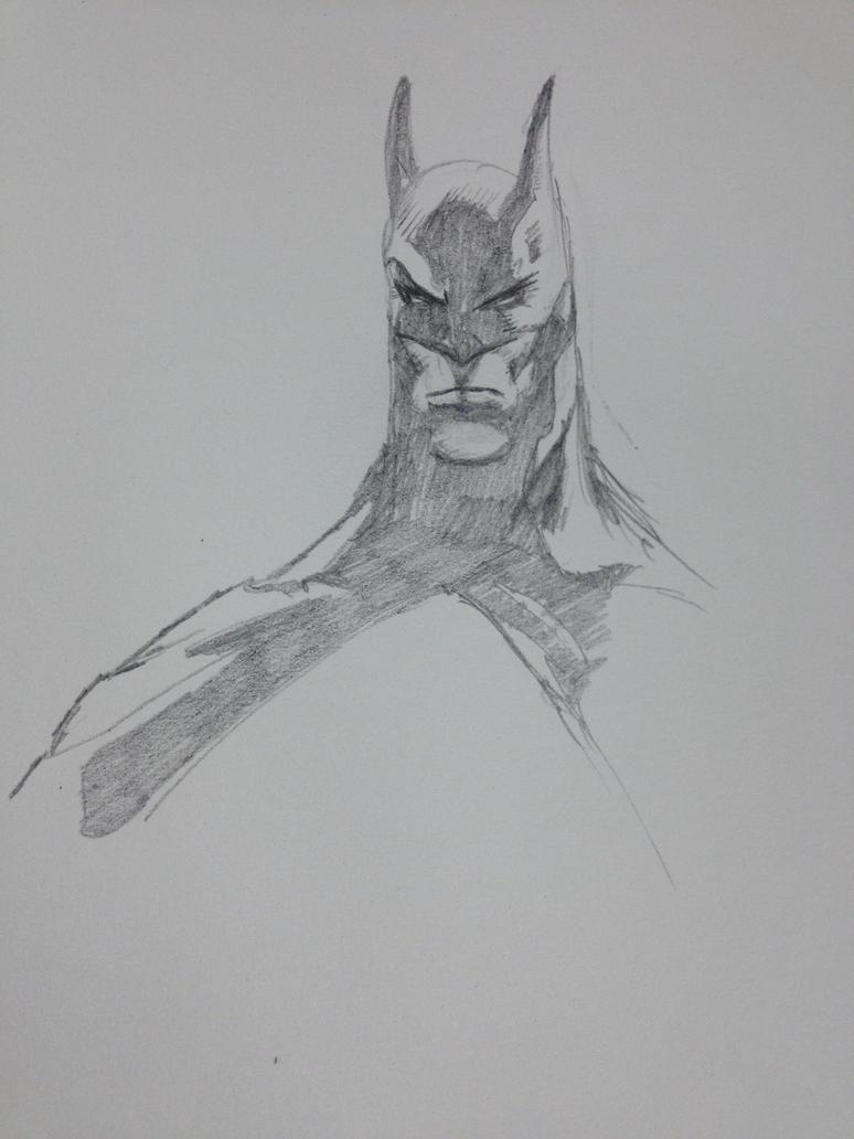 Batman by jbell by jbellcomic