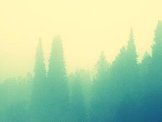 Fog on the horizon by Blackdejavu