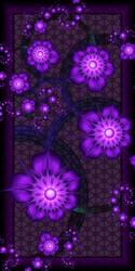 Purple dream by flaming-butterflies