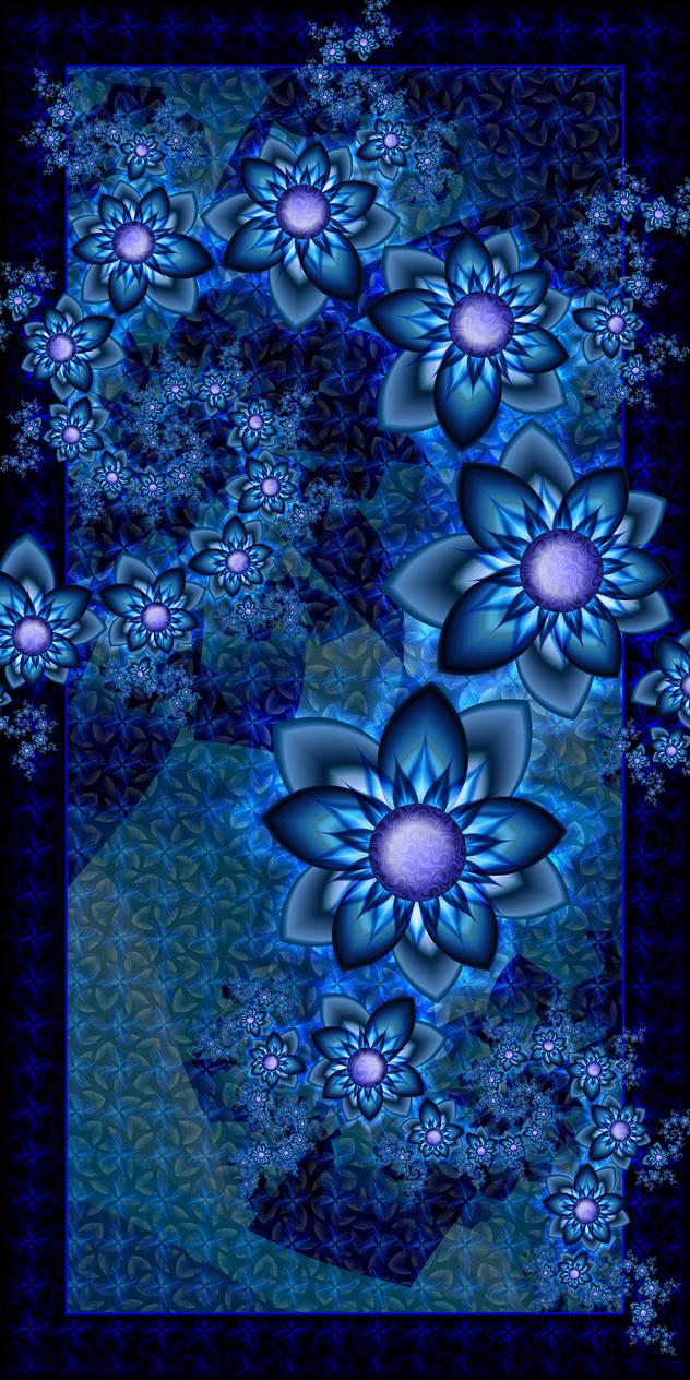 Blue dream by flaming-butterflies