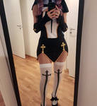 Halloween costume with LegAffects v2