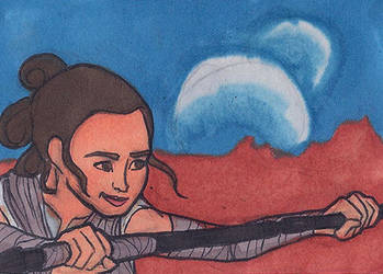 Rey ACEO by Nortya